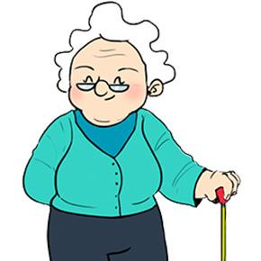 Los por si acaso de la abuela