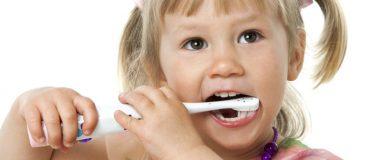 La higiene bucodental de los más pequeños