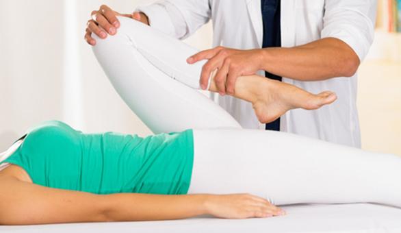 Sesión de Fisioterapia (Madrid)