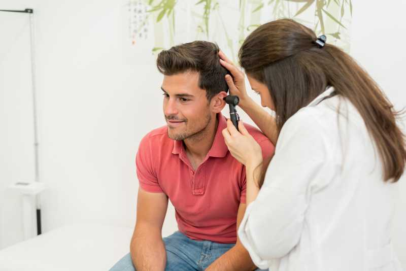 Consulta de Otorrinolaringología (Madrid)