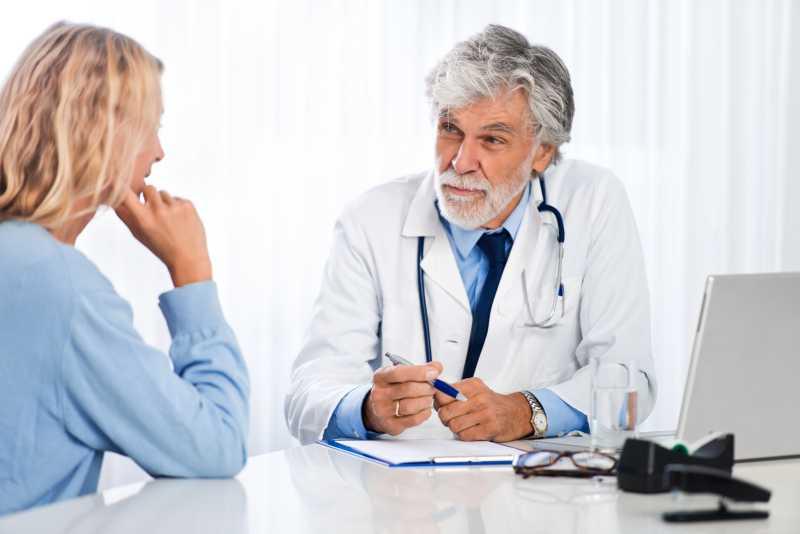 Consulta de Medicina Interna (Madrid)