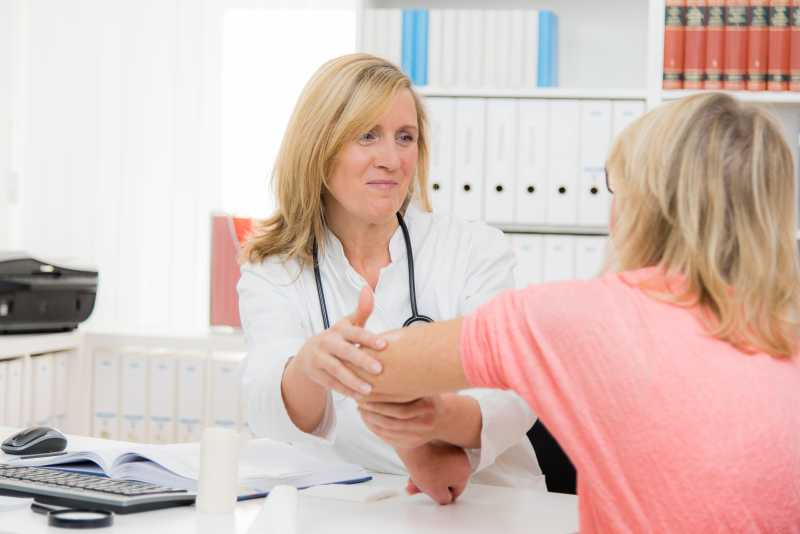Consulta de Traumatología (Madrid)